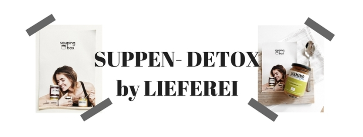SUPPEN-DETOX by LIEFEREI