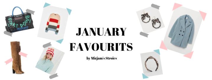 January- Favourits