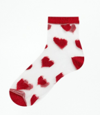 Screenshot_2019-02-06 ASOS DESIGN – Valentines – Transparente Lurexsocken mit Herzdetail at asos com